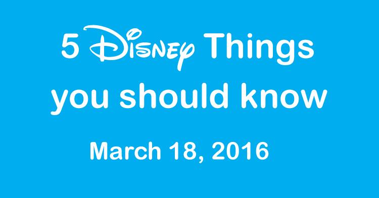 Disney Things