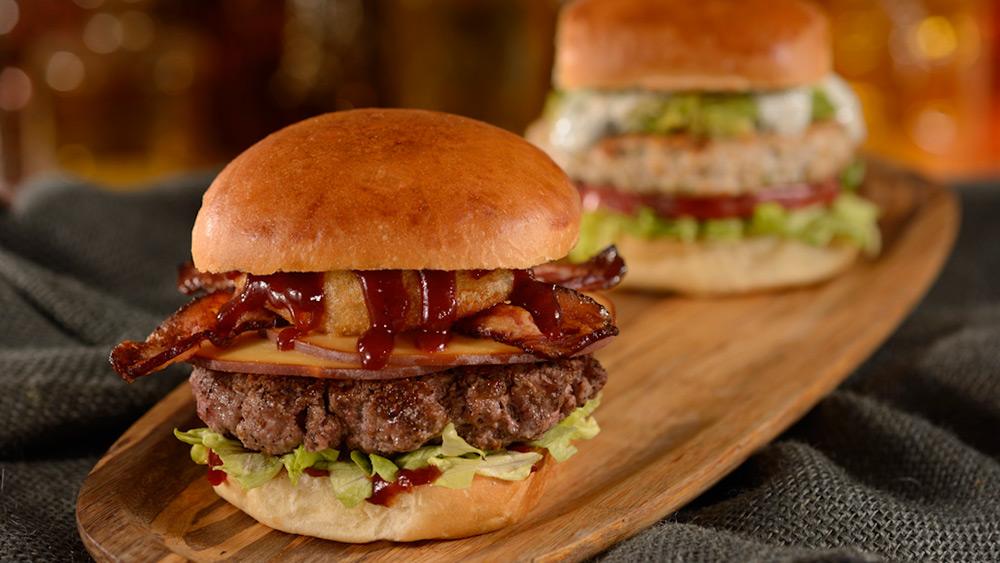 dluxe burger disney springs