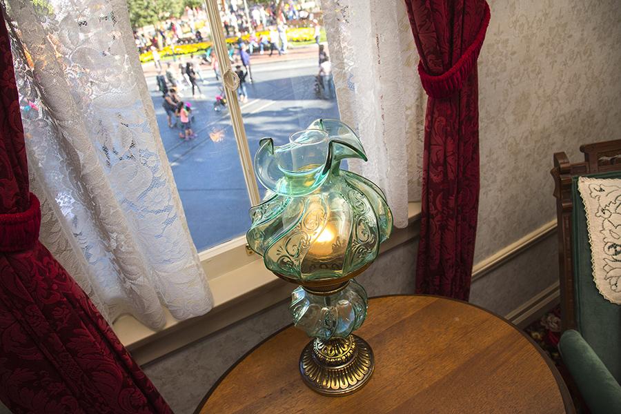 walt disney lamp