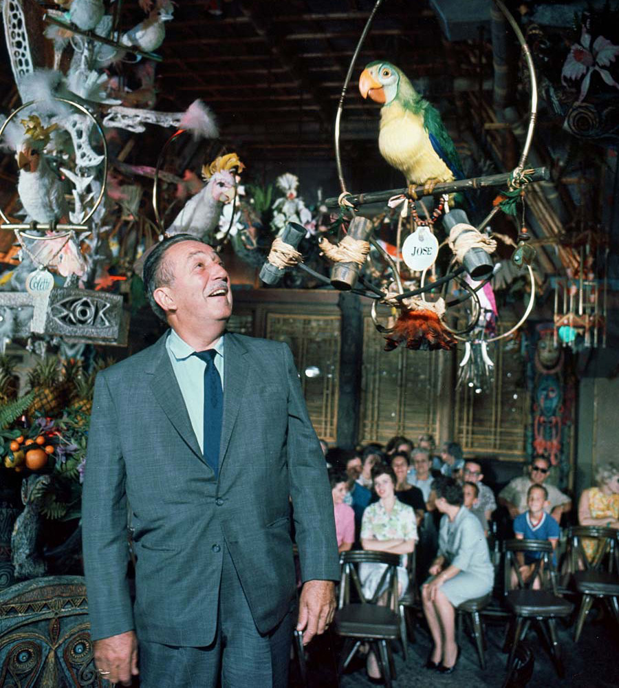 Walt Disney S Did Enchanted Tiki Room