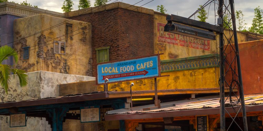 Yak Yeti local foods