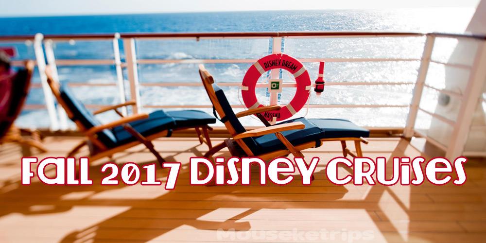2017 disney cruise