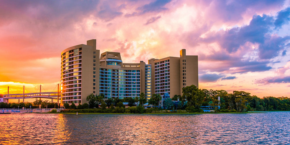 Bay Lake Tower