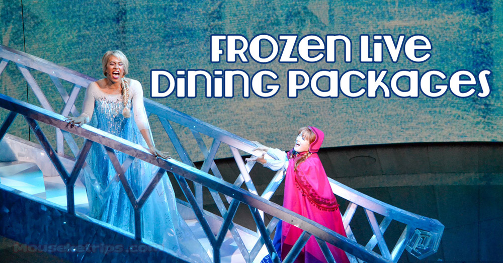 frozen live packages