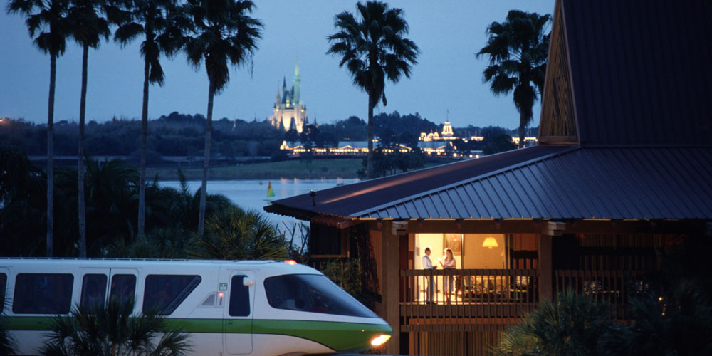 Disney's Polynesian Village