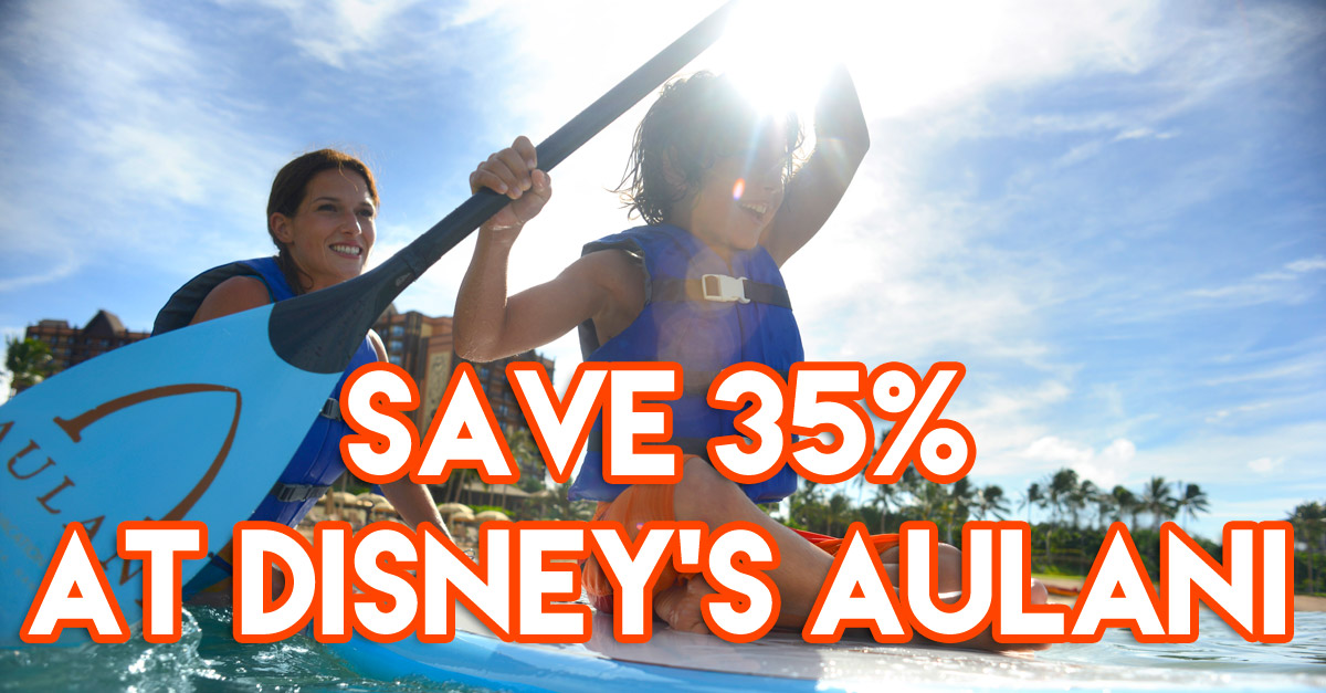 aulani winter discount