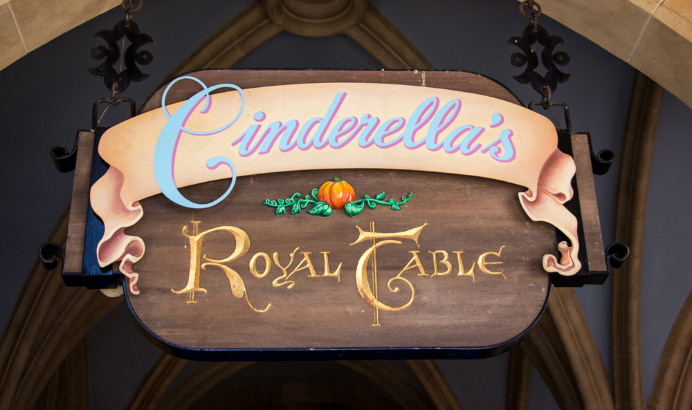 cinderellas royal table